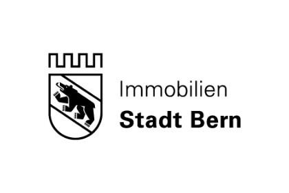 Logo Stadt Bern Immobilien